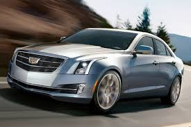 Used 2015 Cadillac ATS Sedan Pricing For Sale