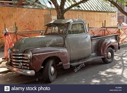 100 1950 Chevrolet Truck Pickup Truck Parked On A Street In Vancouver BC