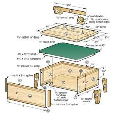 Unique Woodwork Easy Wood Box Projects PDF Plans
