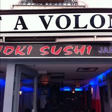 rue pot de fer sushi hoki restaurants adresse carte