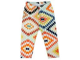 serape aztec tribal baby leggings tribal toddler leggings