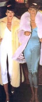 70s Fashion These Are Some Typical Outfits That You Would Fing Girls Wearing To A Disco Party