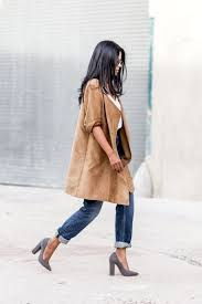 Shed The Long Blazer As Temps Rise During Mid Day And Pop It On Again For Evening Vibes