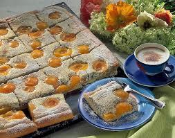 mohn schmand kuchen mit aprikosen diabetiker