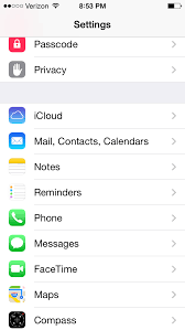 How to setup an email account on iPhone