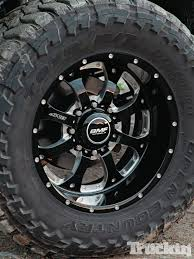 100 Bmf Truck Wheels 2011 Ford F250 Outta My Way BMF Lifted In Magazine