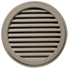 Decorative Gable Vents Products by Gable U0026 Louvered Vents Roofing U0026 Attic Ventilation The Home Depot