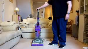 dyson dc14 animal 2005 vacuum cleaner review demo youtube