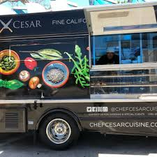 100 Food Trucks For Sale California Chef Cesar Cuisine Los Angeles Roaming Hunger