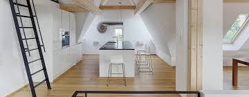 11 fantastische küchen mit dachschräge homify