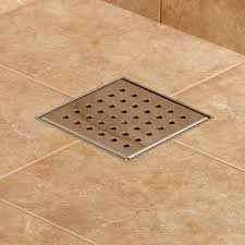 Wade Floor Drains Uk by Werner Square Shower Drain Bathroom