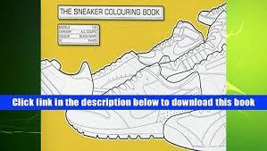 Download The Sneaker Coloring Book Henrik Klingel Full