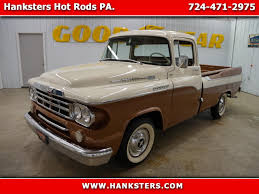 100 1959 Dodge Truck D100 For Sale ClassicCarscom CC1168737