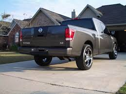 100 Truck Shackles Pics Of New Wheels And Rear Shackles Nissan Titan Forum