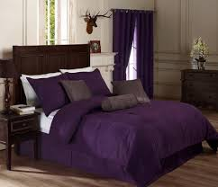 Purple Velvet King Headboard by Bedroom Black And Purple Zebra Patterned Bed Coveer And Pillow