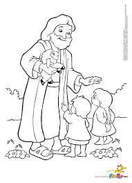 Happy Birthday Coloring Pages Page Ten Lepers Healed 10 Full Size
