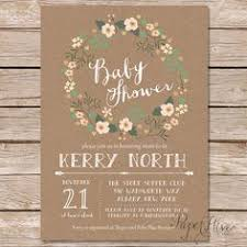 Baby Shower Invitation Cards Rustic Invitations By Way Of Applying Fantastic Style Creation In
