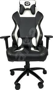 Playseat Office Chair White by Odzu Chair Grand Prix Premium White Gaming Chair Alzashop Com