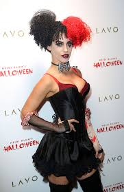 Halloween Heidi Klum Jessica Rabbit by Ashanti At Heidi Klum S Halloween Party In New York Hawtcelebs