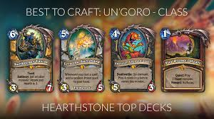 hearthstone legendary crafting guide standard knights of the