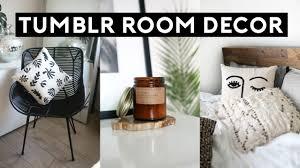 Tumblr Room Decor HAUL 2017 Inexpensive Makeover