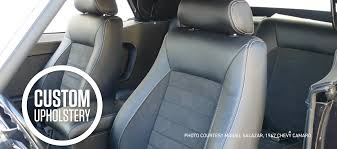 Custom Seat | Procar By SCAT | Custom Seating Solutions