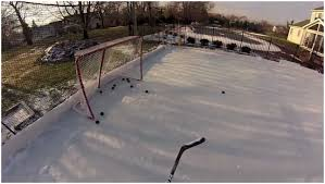 Backyards: Trendy Backyard Roller Hockey Rink. Backyard Ideas ...