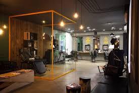 design barber shop inside best salon interior design beauty salon