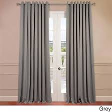 108 Inch Navy Blackout Curtains by Aurora Home Hotel Stripe 84 Inch Insulated Blackout Curtains 52
