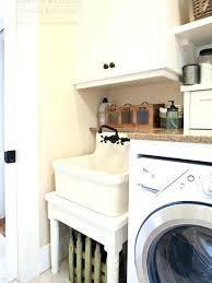 Glacier Bay Laundry Sink by Laundry Base Cabinet Unfinished Laundry Sink Base Laundry Room