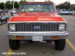 1972 Chevrolet Blazer K20 | Phscollectorcarworld