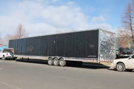 2011 Vintage Outlaw Enclosed Car Hauler Trailer Gooseneck***SOLD ... Bangshiftcom Chevy C80 Sport Car Lover History Old Race Car Haulers Any Pictures The Hamb 1955 Gmc Coe Cars Find Of The Week 1965 Ford F350 Hauler Autotraderca Ramp Truck Nc4x4 Classics For Sale On Autotrader Original Snake And Mongoose Head To Auction Hemmings Daily Hshot Hauling How Be Your Own Boss Medium Duty Work Info Spuds Garage 1971 C30 Funny For