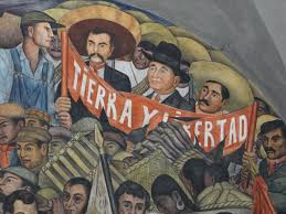 Coit Tower Murals Controversy by Painting Of Villa And Zapata By Diego Rivera Accessed 8 4 15