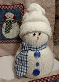 Create A Wintry Happy Snowman