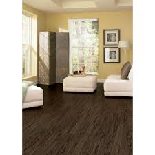 Home Legend Bamboo Flooring Toast by Home Legend Wire Brushed Hickory Coffee 3 8 In T X 7 1 2 In W X