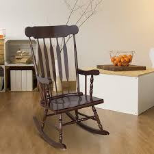 Amazon.com: Tidyard Rocking Chair Wood Traditional Slat ... Elegant Indoor Wooden Rocking Chair Livingroom White Black Surprising Mission Style And Designs Acacia Merax Solid Wood Outdoor For Patio Yard Porch Garden Backyard Balcony Living Room Classic Americana Windsor Rocker Gift Mark With Upholstered Seat Antique Arts Crafts Oak Ladder Back Hip Rail Timeless Handcrafted Fniture From The Rockerman Excellent Chairs Bentwood Hire Folding Table Jackpost Majestics Hdware Knollwood Do It Best Handmade