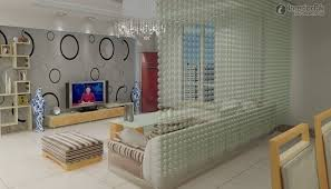 Download Stylish Hanging Room Divider For Living And Dining