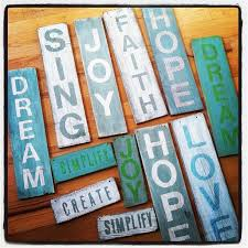 Scrap Wood Stencils Paint Sweet Signs If You Dont Have