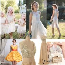 Best Rustic Wedding Flower Girl Dresses Summer Dress Country