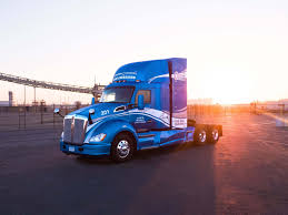 Toyota Announces Partnership With Kenworth To Deploy Hydrogen Fuel ...