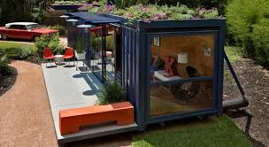 104 Shipping Container Homes In Texas Low Impact Studio Eco Home Cargo Green Building