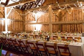 Upstate Ny Barn Wedding Rental Pricelist Rustic Chic Reception In The Scottish Trisha Millier Photography