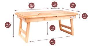 table ordinateur portable canapé table de lit pliable pour pc portable notebook comfortable 15 tiroir