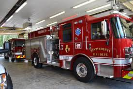 County Officials In Talks With Firefighters Union To Address Fire ...
