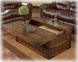 Rustic Coffee Table Absolutely Love The Wide Planks Dark Wood Finishes