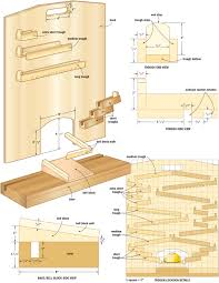 build a small toy box wooden furniture plans