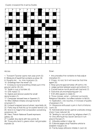 Clinton Cabinet Member Federico Crossword by Crosswords Cryptic U0026 Introduction Sc 1 St National Post Cryptic