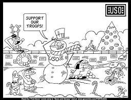A Fort Knox In Comic Strip Coloring Pages