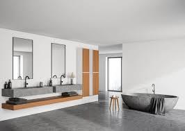 betonwaschtisch als rustikales highlight im badezimmer