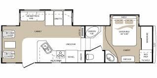 2008 Montana 5th Wheel Floor Plans by Specs For 2008 Keystone Montana Mountaineer Rvs Rvusa Com